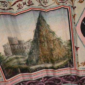 Roma-Castel Santangelo-Piramide Cestia-Porta S. Paolo