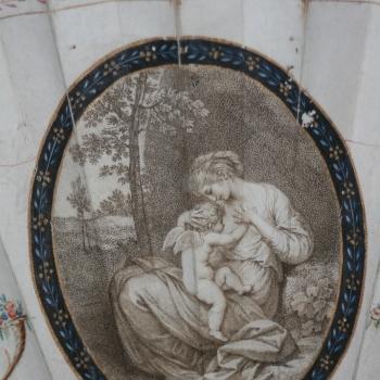 Afrodite nutrice di Eros