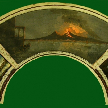 Vesuvio 17 ottobre 1792