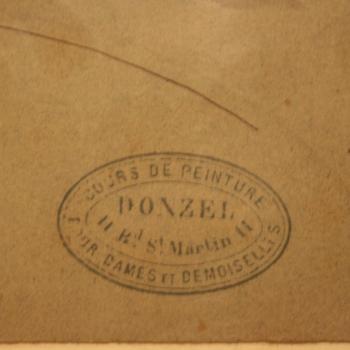 Ecole Donzel sous le berseaux