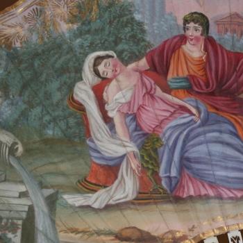 Virgilio, Augusto ed Ottavia