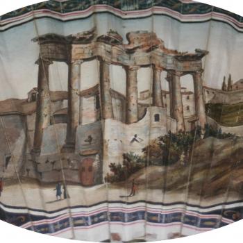 Roma - tempio della concordia - arco di giano