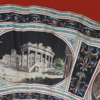 Roma-Tempio di Cibele-Castello dell'acqua Giulia-Tempio della Concordia