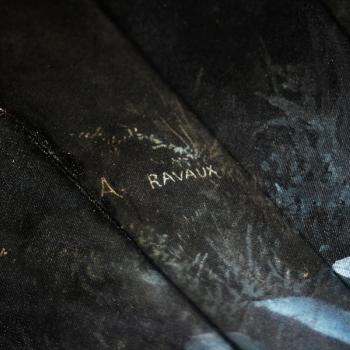 A. Ravaux - Al fresco della sera